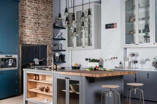 Design Trend – La cucina in stile industrial