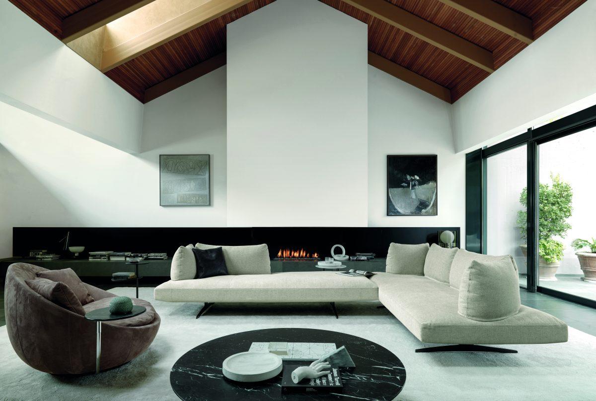 Living room : Quando la scelta del divano diventa fondamentale
